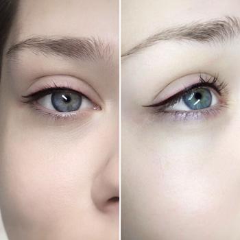Eyeliners fins, moyens ou épais